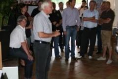 Sommermeeting Schlögen 2012 Messe